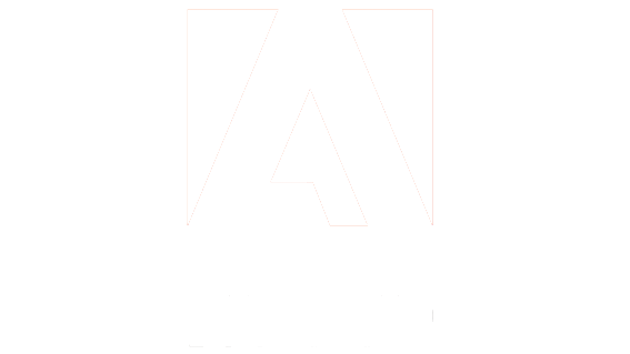 adobe logo inverted